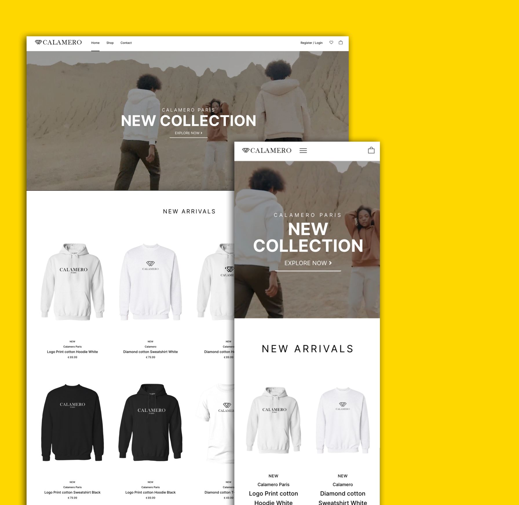 calamero website